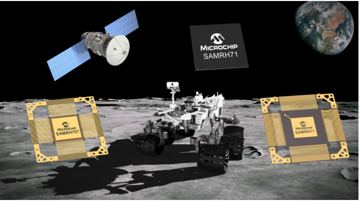 Microchip Announces Expansion of Radiation-Resistant ArmÒ Microcontroller (MCU) Product Lineup for Space Systems